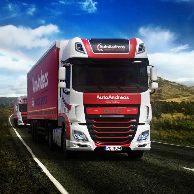 AutoAndreas - Domestic and international transport | Full truck transport